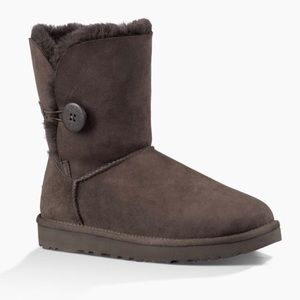 ⭐️UGG Bailey Button II Boot (Short)